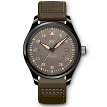 IWC Pilots  Anthracite Dial Automatic IW324702 Mens WATCH