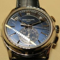 Patek Philippe 5905P-001 Complicated Annual Calendar Chronograph