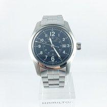 Hamilton KHAKI FIELD AUTO 42 MM Steel-Black Dial H-70605163