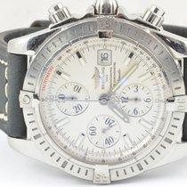Breitling Chronomat Evolution Herren Uhr Automatik 44mm Stahl...