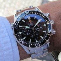 Omega Seamaster Diver 300M Chrono America's Cup