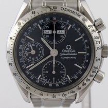 Omega Speedmaster triple date calendar chronograph