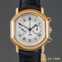 Daniel Roth Masters 18K Gold Chronograph Automatic BOX &...