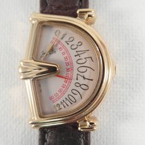 Jean d'Eve Sectora Retrograde vintage quartz watch