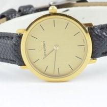 Ετέρνα (Eterna) Damen Uhr Quartz 18k 750 Gold Top Zustand
