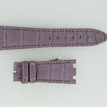 Audemars Piguet Lederband / Alligator / Rosa - 21/16 Länge 100/55