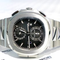 Patek Philippe Nautilus Chrono Travel Time 5990/1A-001
