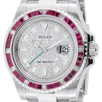 Ρολεξ (Rolex) Rolex GMT-Master II Stainless Steel Red Ruby...