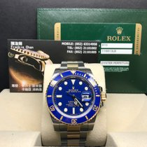勞力士 (Rolex) Submariner Date Blue Dial 116523