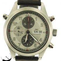 IWC Iw3718 Spitfire Pilot Dopple Chronograph Automatic...