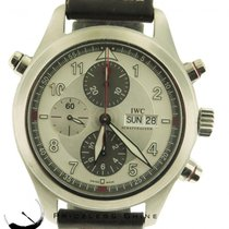 IWC Iw3718 Spitfire Pilot Dopple Chronograph Automatic...