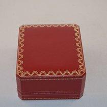 Cartier Uhrenbox Must De Cartier  Rarität Watch Case Uhren Box 8