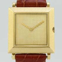 Boucheron Reflet Vintage Manual Winding Gold Lady 74774