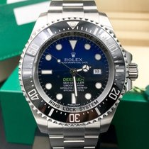 Rolex Sea-Dweller Deepsea blue new