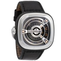 Sevenfriday M-Series Gunmetal Dial Automatic Men's Watch