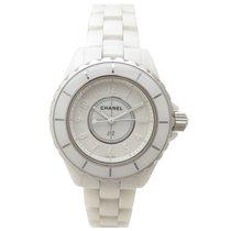 Chanel montre chanel j12 blanche white phantom h3442 33 mm...