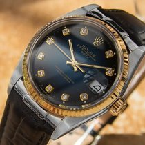 Rolex Datejust 15223 18K and Stainless Steel Swiss Made...