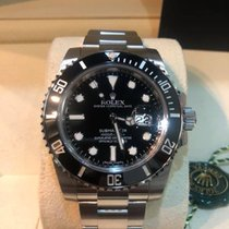 Rolex 116610LN Black Submariner Date Ceramic Bezel [NEW]