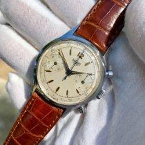Heuer Vintage Heuer Pre Carrera 3336D Steel Decimal Tracking...