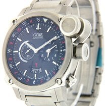 Oris BC4 Flight Timer 69076154154MB