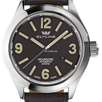 Glycine Incursore 46mm 200M automatic Sap