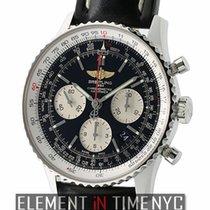 브라이틀링 (Breitling) Navitimer Navitimer 01 Chronograph Black...