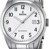 Festina Classic F16884/1 Herren Automatikuhr Sehr gut ablesbar