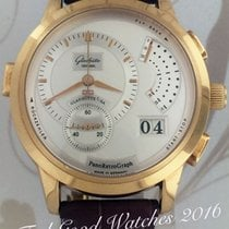 Glashütte Original 60-01-03-03-06 PanoRetroGraph, Red Gold