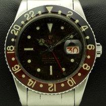 Rolex GMT Master Bakelite Ref. 6542 tropical dial