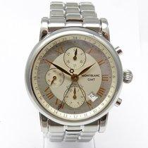 Montblanc Star Meisterstück Automatik GMT Chronograph Ref 7067
