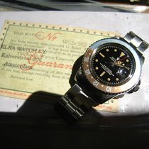 劳力士  (Rolex) Rolex 1675 Chapter ring Gilt dial PCG GMT w/paper...
