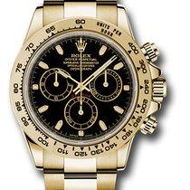 Rolex 116508 bki Daytona Yellow Gold