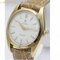 ロレックス (Rolex) ロレックス 6098 K18 ハニカムダイヤル HONEYCOMB DIAL