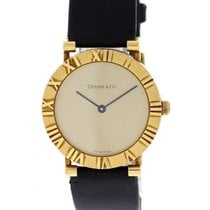 Tiffany & Co Atlas 18K Yellow Gold M0630