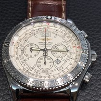 Breitling B2 chronograph stainless steel Ref A 42362