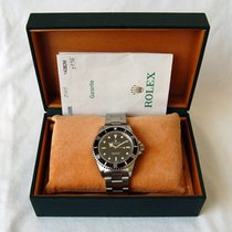 Rolex Submariner No Date - Fat Four 2 Liner - Box&paper -...