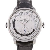 Girard Perregaux 1966 WW.TC 40 GMT Black Strap