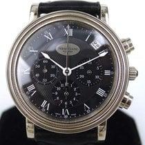 Parmigiani Fleurier Toric 18K White Gold Chronograph Date