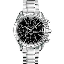 Omega 3513.50 Speedmaster Date Chronograph in Steel - On...
