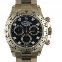 Rolex Daytona Cosmograph Weißgold Diamond Automatik Armband...