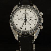 Omega Speedmaster Professional Moonwatch Silver Snoopy Award