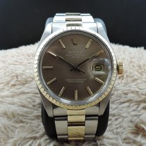 Rolex OYSTER DATE 1503 2-Tone with Original Bronze Dial