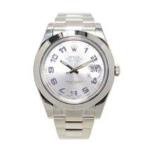 勞力士 (Rolex) Datejust II Stainless Steel Silver Automatic...