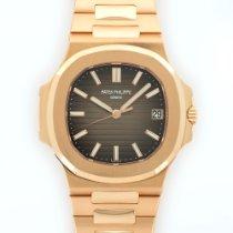 Patek Philippe Rose Gold Nautilus Watch Ref. 5711/1R