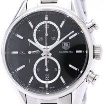 TAG Heuer Polished Tag Heuer Carrera Calibre 1887 Chronograph...
