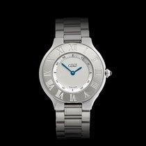 Cartier Must de 21 Stainless Steel Ladies 1330 - W3707