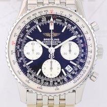 Breitling Navitimer Chronograph Flieger black dial Datum...