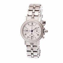 Breguet - Marine Chronograph factory diamonds new 35000 euro -...