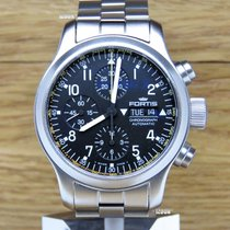 Fortis B-42 Pilot Professional Chronograph / Inkl. Mwst