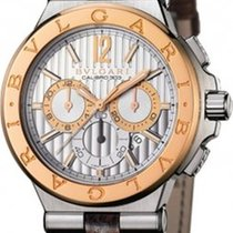 宝格丽 (Bulgari) Bulgari Diagono Chronograph Calibre 303 42mm